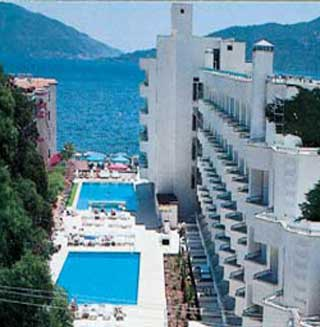 Emre Hotel & Emre Beach Hotel Photo