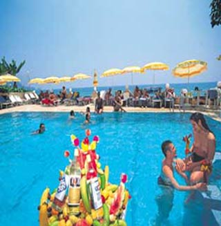 Gorgulu Kleopatra Beach Hotel Photo 3