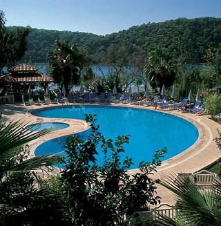Mugla Hotels Club Hotel Meri In Mugla Cheap Hotels