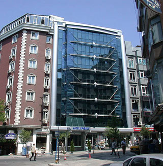 Istanbul hotels ephesus hotel in istanbul cheap hotels for Aksaray hotels