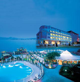 Izmir Hotels Ilica Hotel Spa Amp Wellness Resort In Izmir