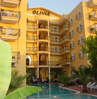Hotel Olivia Family Suites Photo