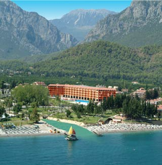 Grand Haber  Hotel Kemer Photo