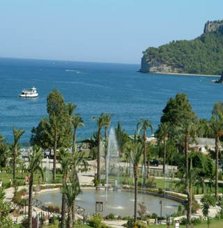 Antalya Hotels Grand Haber Hotel Kemer In Antalya Cheap Hotels