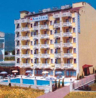 Amelas Gold Hotel Photo