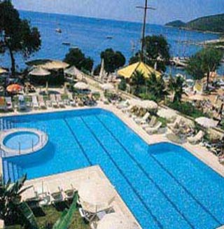 Azur Gundem Resort Hotel Photo