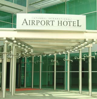 Istanbul hotels airport hotel istanbul in istanbul for Paradise airport hotel istanbul