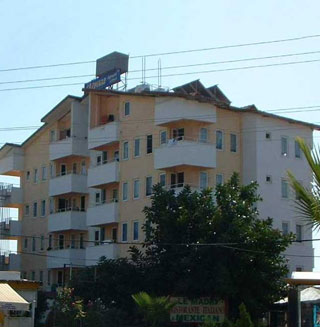 Gozpinar Hotel & Apartments Photo