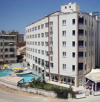 Meryem Ana Hotel Photo
