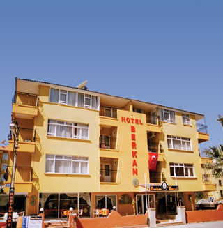Berkan Hotel Photo