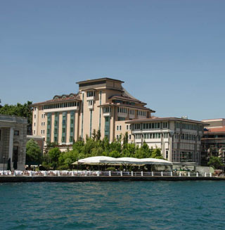 Radisson Sas Bosphorus Hotel Photo