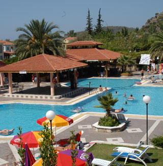 Asena Beach Hotel Photo