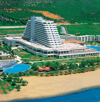 Surmeli Efes Hotel & Resort ,Convention Center Photo