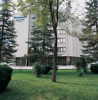 Ozkaymak Park Otel Photo
