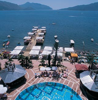 Mugla Hotels, Elegance Hotels International Marmaris in Mugla , cheap hotels around Mugla turkey ...