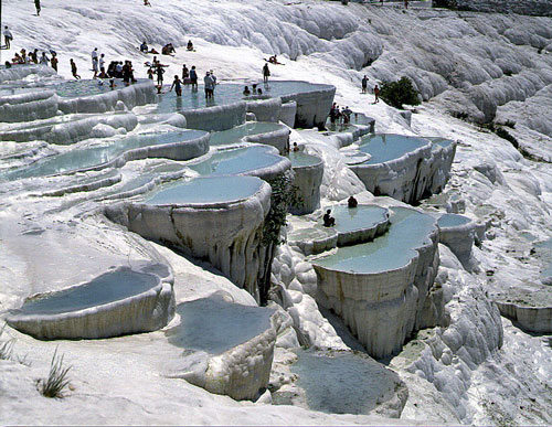 Pamukkale & Hierapolis Daily Excursion Photo 1